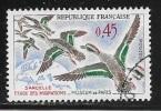 N° 1275  FRANCE - OBLITERE  -  SARCELLE   -  1960 - Usados