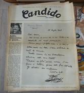 Candido Nuova Serie Satira Guareschi N. 1 Del 27 Luglio 1968 Rivista - Livres, BD, Revues