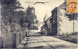 Melsbroeck Melsbroek Steenwagenstraat 1913 - Steenokkerzeel