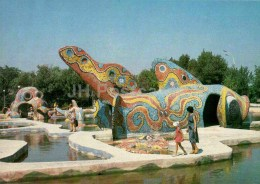 Children´s Fairy Tale Playground - Anapa - Abkhazia - 1983 - Georgia USSR - Unused - Géorgie