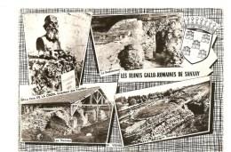 CPM 86 SANXAY (Vienne) Les Ruines Gallo-Romaines De Sanxay - Non Classés
