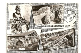 CPM 86 SANXAY (Vienne) Les Ruines Gallo-Romaines De Sanxay - Francia