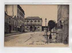 SCEAUX - Place Du Marché - Très Bon état - Francia