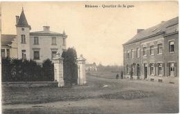 Rhisnes NA2: Quartier De La Gare - La Bruyère