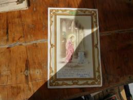 Holy Images Jesus  Elso Aldozas A Szent Rokus Templomban Printed In Italy - Imágenes Religiosas