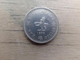 Hong Kong  1  Dollar  1978  Km 43 - Hong Kong