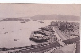 PLYMOUTH - WEST HOE AND DRAKES ISLAND - Plymouth