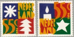 1994 December NVPH 1628-1629 Paartje Postfris/MNH/** - 1980-... (Beatrix)