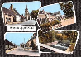 18-JUSSY-LE-CHAUDRIER- MULTIVUE - France