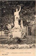 AUPS - Le Monument Aux Morts De La Grande Guerre (91581) - Aups
