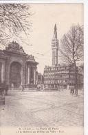 Lille - Beffroi - Hôtel De Ville - Lille