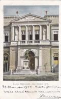 BRESIL BRASIL RIO De JANEIRO  ECOLE Nationale Des BEAUX ARTS  Estàtua Timbre 1905 - Rio De Janeiro