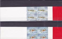 ISLANDE: Avions : Y&T : Carnet 913 A**-913 B** - Carnets