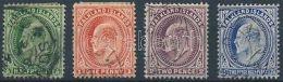 Falkland Islands Stamp Definitive 1904 Used Mi 17-20 WS208770 - Non Classificati
