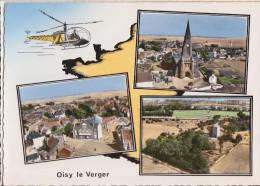 OISY-LE-VERGER - Multivues Lapie 170 - France