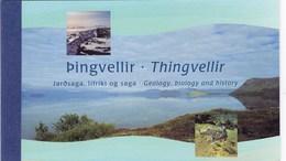 ISLANDE: Poissons Du Lac Thinguillir : Y&T : Carnet De Prestige 940 à 944** - Carnets