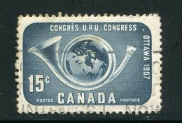 CANADA- Y&T N°299- Oblitéré