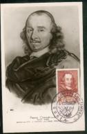 Carte Maximum - Pierre Corneille 1606 - 1684 Auteur Du CID D'HORACE, ..... - Rouen