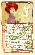Carl Josza Postcard - Illustratori & Fotografie