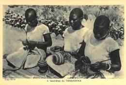 Vannières Du TANGANYIKA. - Tanzanie