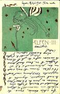 Carl Josza - Elfen III - Altre Illustrazioni