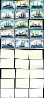 86005)  Falkland Islands 1977 Serie Corrente Battelli Postali Mnh - Falkland