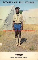 Togo Scouts Of The World - Togo