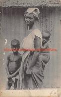 Carrying A Baby, Freetown Sierra Leone - Sierra Leone