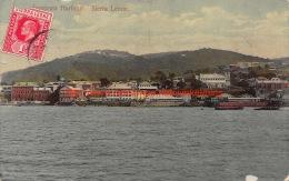Freetown Harbour, Sierra Leone - Sierra Leone