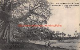 1913 Plage De Boulbiné Konakry Guinée - Guinée Française