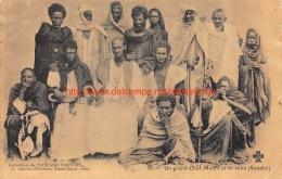 Un Grand Chef Maure Et Sa Suite (Soudan) - Soudan