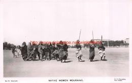 Native Women Mourning - Soudan