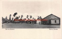Native Streets - Dar-es-Salaam - Tanzanie