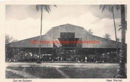 New Market - Dar-es-Salaam - Tanzanie