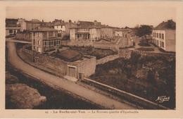 85 LA ROCHE SUR YON 1930 ? LE NOUVEAU QUARTIER D'EQUEBOUILLE - La Roche Sur Yon