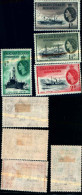 86006) Falkland Islands 1964 Battaglia Navale 144-47 - Falkland