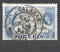 NIGERIA     1953 Local Motives USED - Nigeria (...-1960)