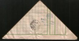Russia USSR Triangular Letter Military Post # 48481, Poland, WW II, Censorship