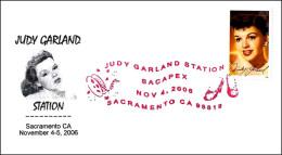 JUDY GARLAND. Sacramento CA, 2006