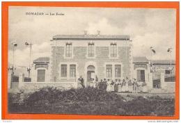 DOMAZAN -  Les Ecoles - France