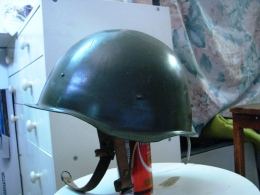 CASQUE Type SSH40 Russe WW2  , HONGROIS Modele 50/70 - Casques & Coiffures
