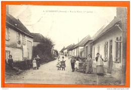 GUERBIGNY -  Rue De Warsy  ( 1ere Partie ) - France