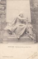 Angoulême 16 - Monument Guerre 1870 - 1902 - Angouleme