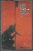 K7 AUDIO U2 UNDER A BLOOD RED SKY - Audiokassetten