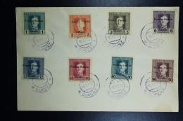 Poland Cover 10-11-1918 Polska Poczta OLKUSZ  Very Early Use Of This Stamps. - 1919-1939 Republik