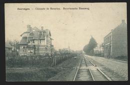 +++ CPA - BEERINGEN - BERINGEN - Chaussée De Beverloo - Beverloosche Steenweg  // - Beringen