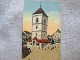 KASSA. ORBAN TORONY - Slovaquie