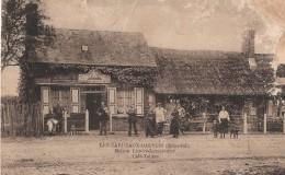 BOSC-HYONS  -  76  -  LES CARREAUX-BAUVOIR- Maison Leroy-Lemarigny - Café-Tabacs-Epicerie - Altri Comuni