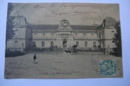 CPA 37 INDRE ET LOIRE LOCHES. Le Palais De Justice.