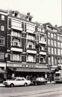 AMSTERDAM (Niederlande) - Hotel Cafe DE POOL, Private Fotokarte 1969? - Amsterdam